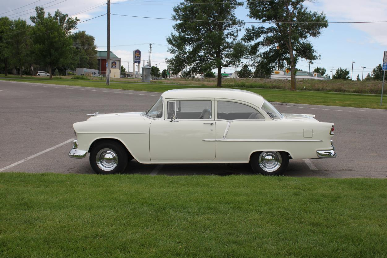 1955 Chevrolet Bel Air Coupe Small Block V8 For Sale In Idaho Falls Id 45 000