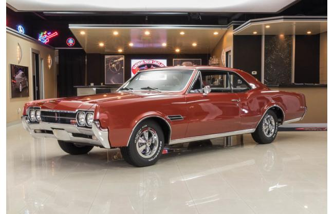 1966 Oldsmobile 442 for sale in PLYMOUTH, MI - $48,900