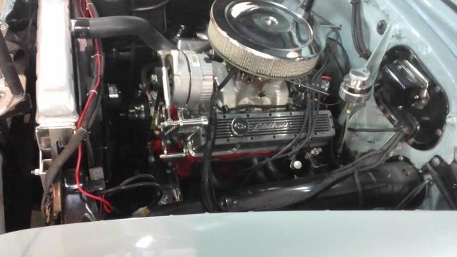 1950 Chevrolet Deluxe All-Steel Restored Engine Swap for ...