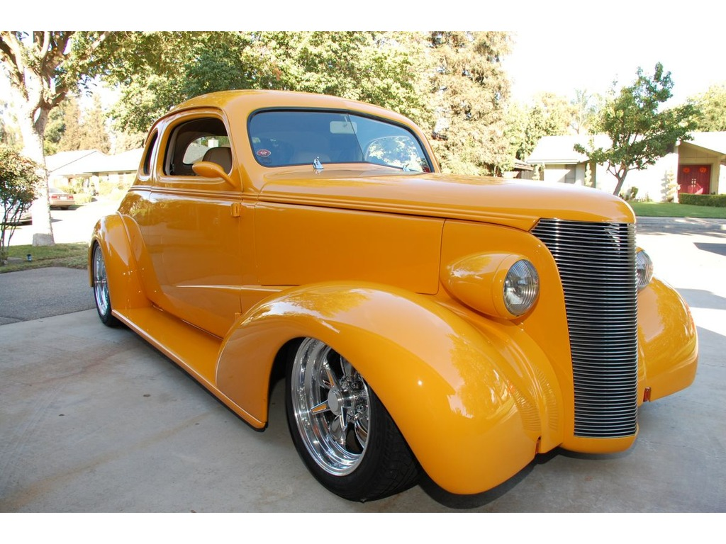 Cars For Sale In Fresno Ca >> 1938 Chevrolet Coupe for sale   Hotrodhotline