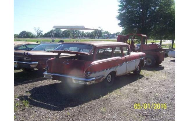 1958 Chevrolet Yeoman for sale | Hotrodhotline