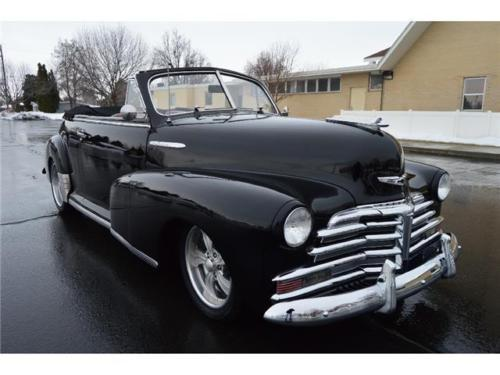 1948 chevrolet fleetmaster convertible coupe for sale | hotrodhotline