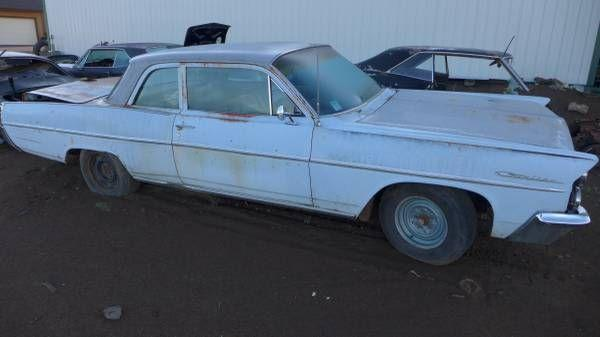 1963 Pontiac Catalina For Sale Hotrodhotline