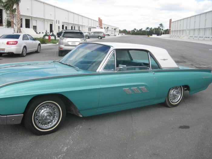 1963 Ford Thunderbird For Sale In Call For Location Mi 12 995