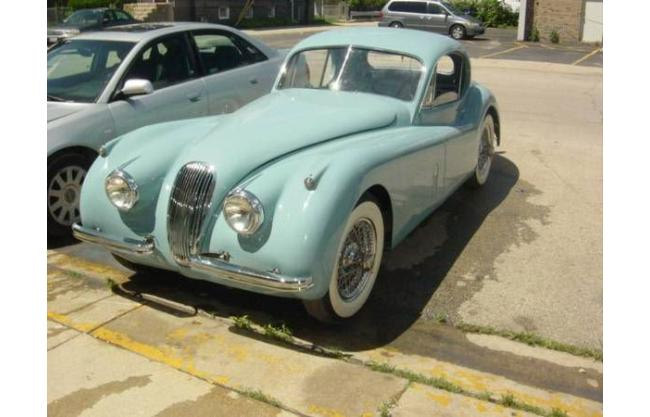 Description: 1953 JAGUAR XK120 ...