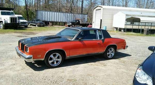 1979 Oldsmobile Cutlass for sale in Call for Location, MI - $6,995