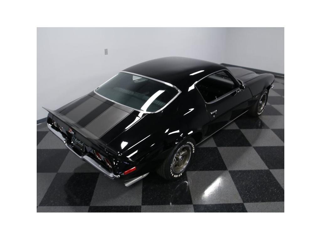 1970 Chevrolet Camaro For Sale Hotrodhotline