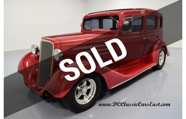 1934 Chevrolet Master for sale in Mooresville, NC - $30,995