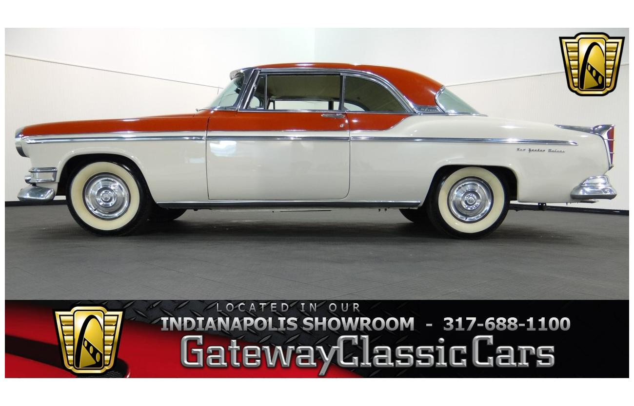 1955 Chrysler New Yorker For Sale Wiring Diagrams 1954 Deluxe Newport Hotrodhotline Rh Com Customized 300