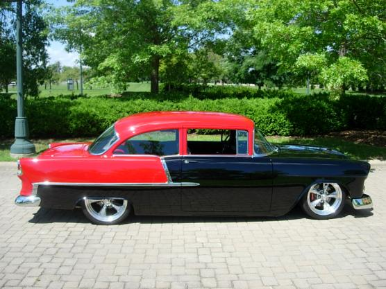 1955 Chevrolet 210 For Sale In Newark Oh 77 500