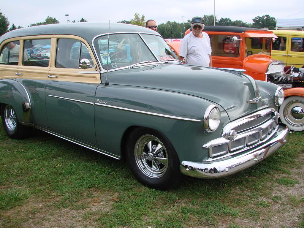 New Vehicles For Sale Kalamazoo >> 1949 Chevrolet Styleline Deluxe Wagon All-Steel Restored for sale | Hotrodhotline