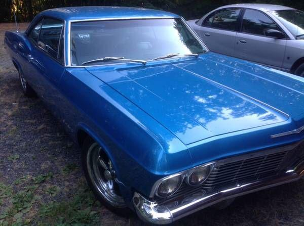 1965 Chevrolet Impala For Sale In Call For Location Mi 27 495