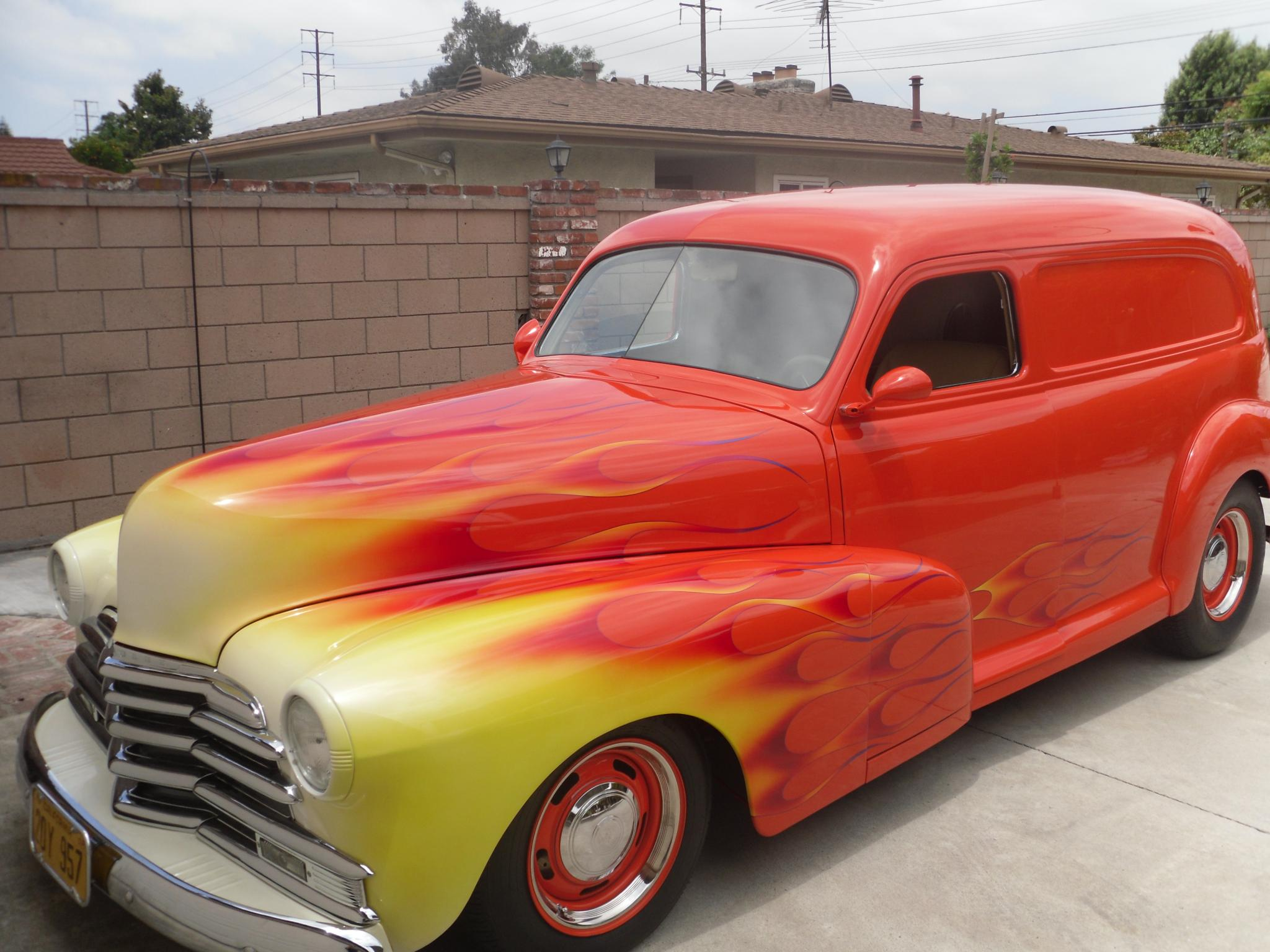 1948 Chevrolet Sedan Delivery All-Steel for sale in ANAHEIM, CA - $44,500