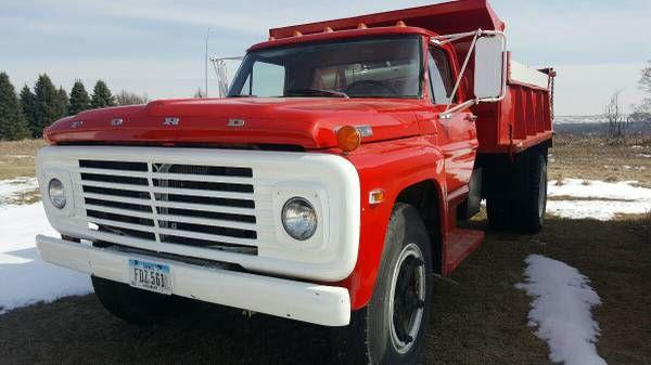Ford F750 For Sale >> 1972 Ford F750 For Sale In Call For Location Mi 8 395