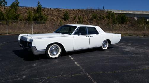1967 Lincoln Continental For Sale Hotrodhotline