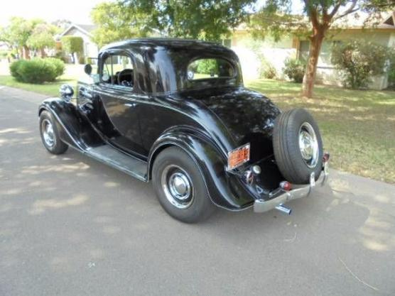 1935 Chevrolet Coupe for sale in Call for Location, MI - $34,495