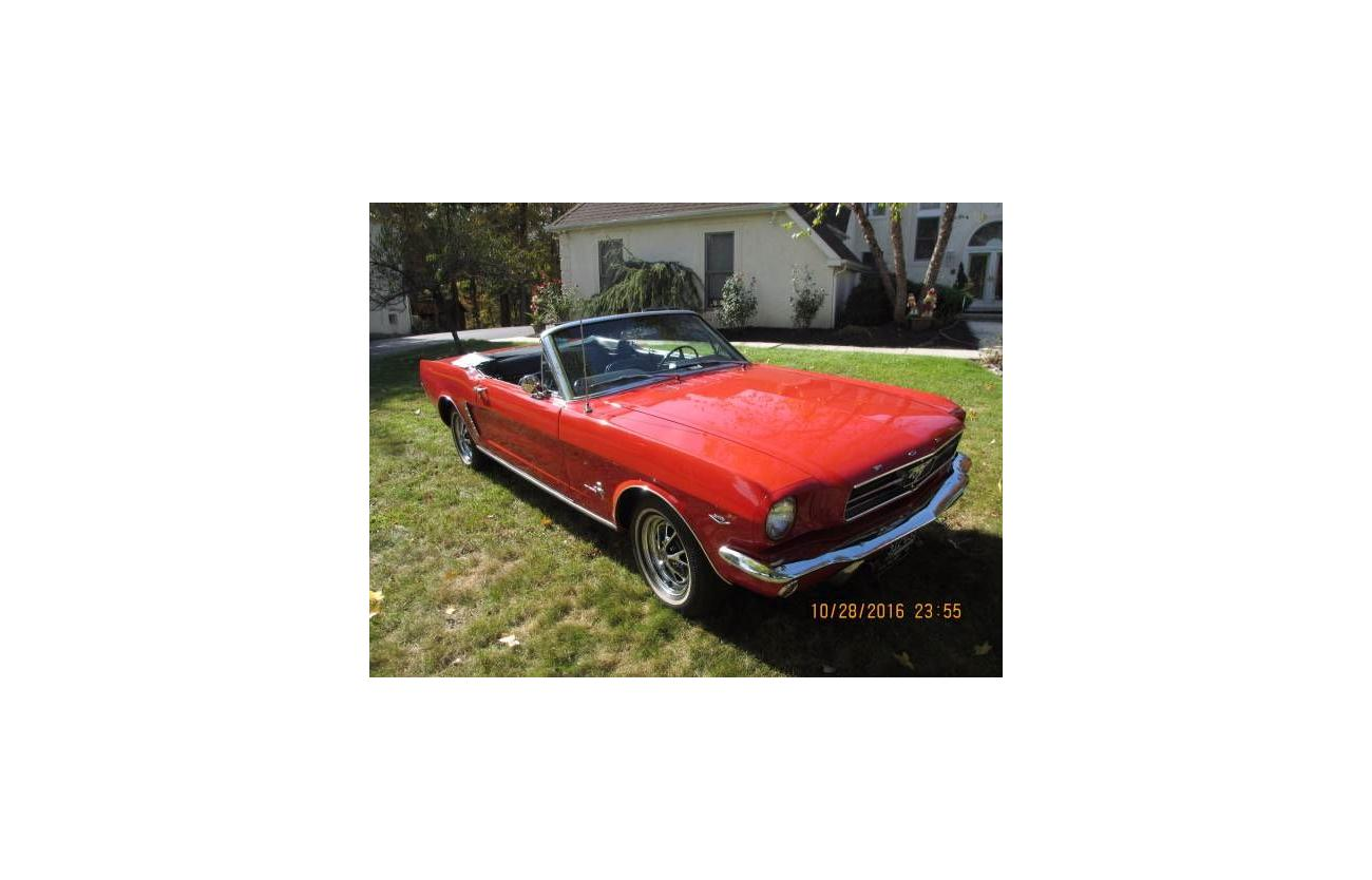 1964 Ford Mustang For Sale Hotrodhotline Gt Image Description