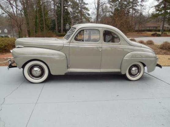 1941 Ford Coupe For Sale Hotrodhotline