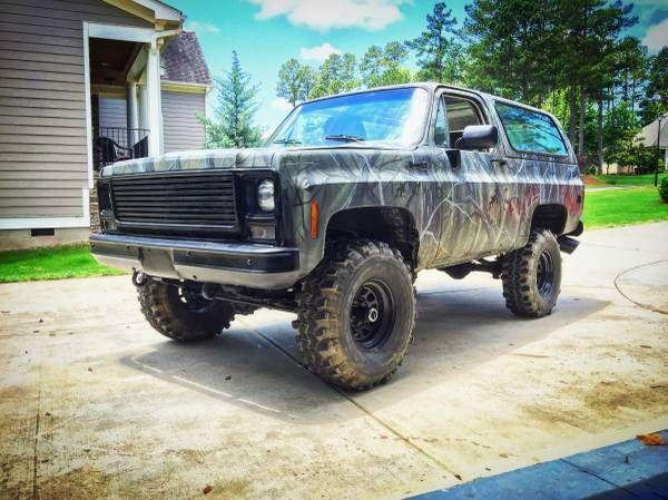 1979 GMC Jimmy for sale in Call for Location, MI - $5,695