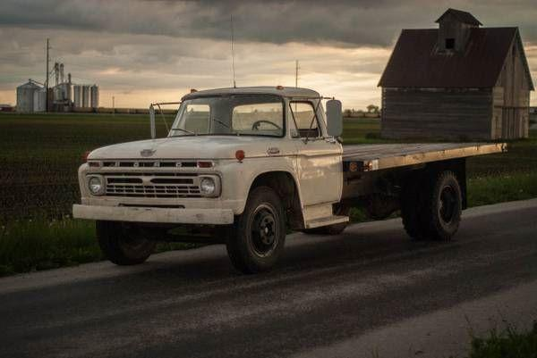 1966 Ford F600 For Sale