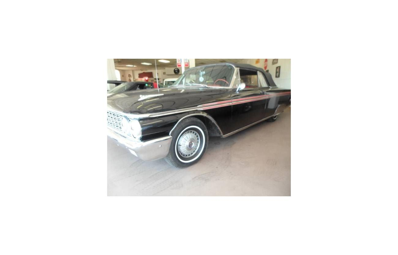 1962 Ford Galaxie 500 For Sale Hotrodhotline
