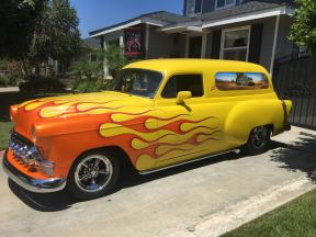 Chevrolet Sedan Delivery for sale on Hotrodhotline