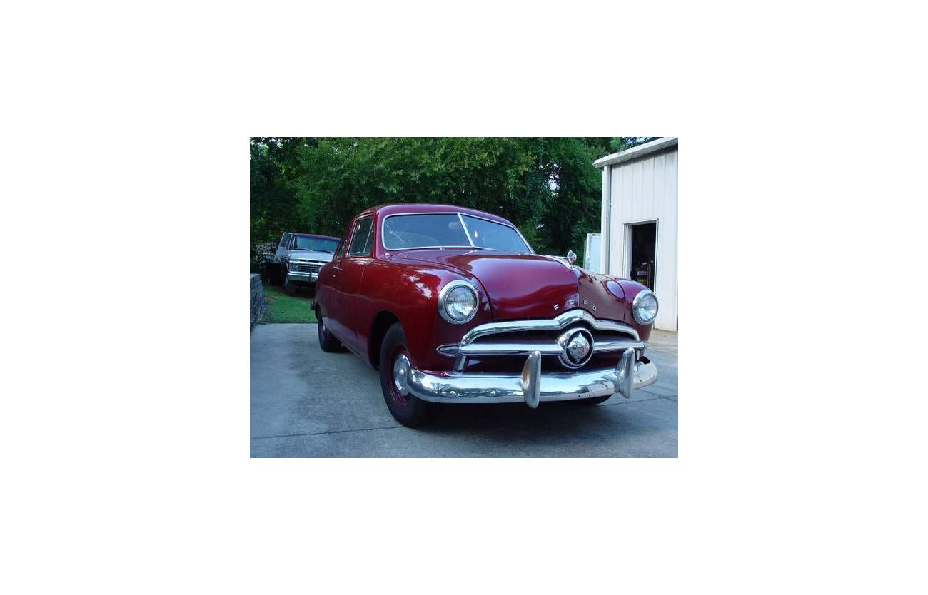 1949 Ford Coupe For Sale Hotrodhotline Crown Victoria Image Description