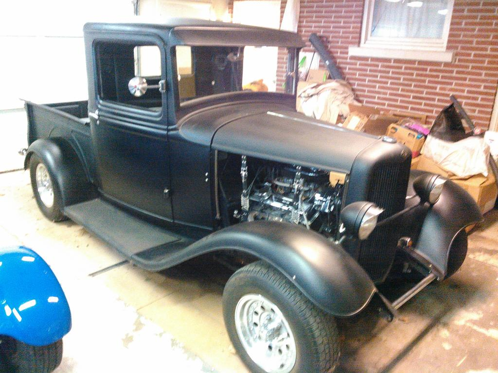 1932 Ford Model B All-Steel Truck for sale | Hotrodhotline