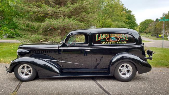 1938 Chevrolet Sedan Delivery for sale in MINNEAPOLIS, MN - $31,900
