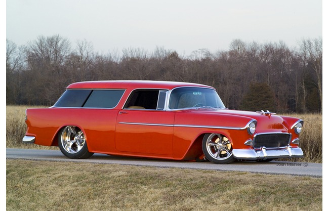 1955 chevrolet nomad tri five for sale hotrodhotline. Black Bedroom Furniture Sets. Home Design Ideas