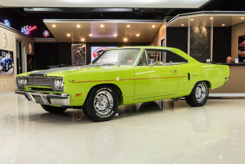 Tremendous 1970 Plymouth Roadrunner For Sale In Plymouth Mi 69 900 Pdpeps Interior Chair Design Pdpepsorg