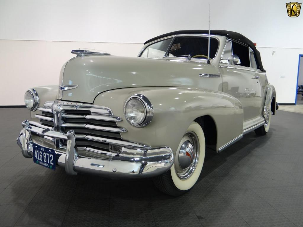 1948 Chevrolet Convertible for sale | Hotrodhotline