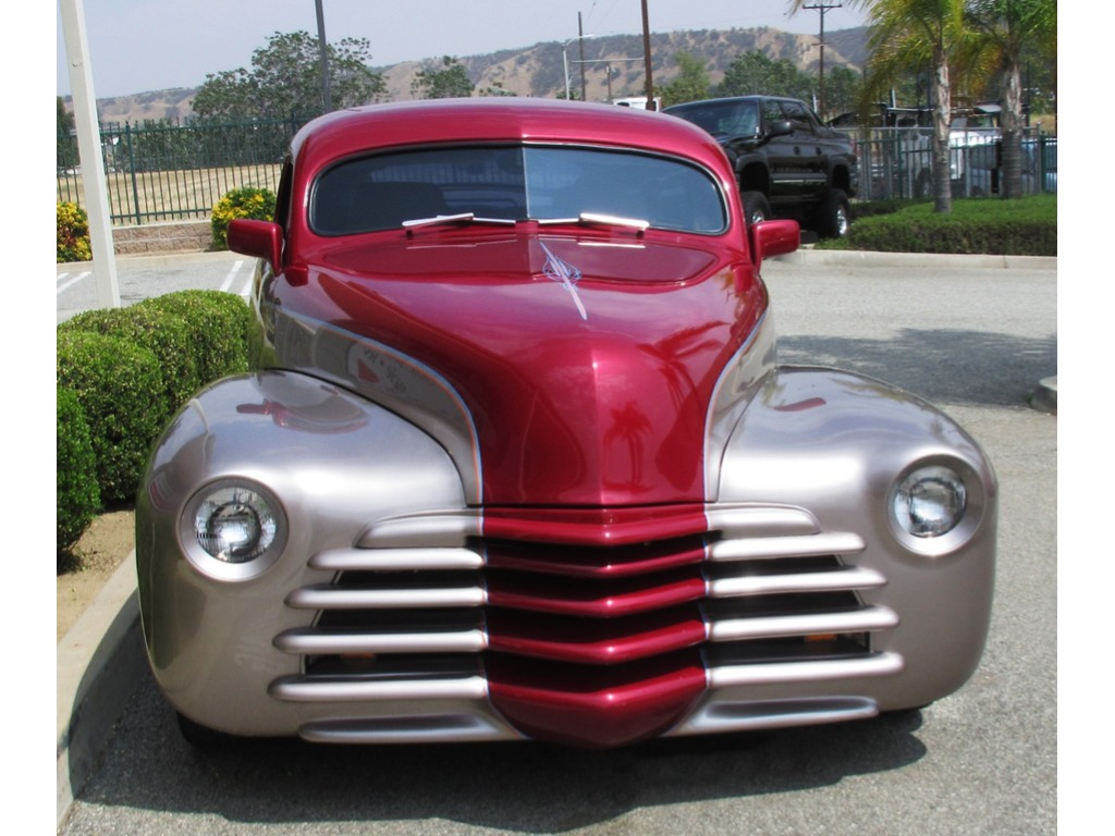 1948 Chevrolet Fleetline Original Restored Coupe for sale ...