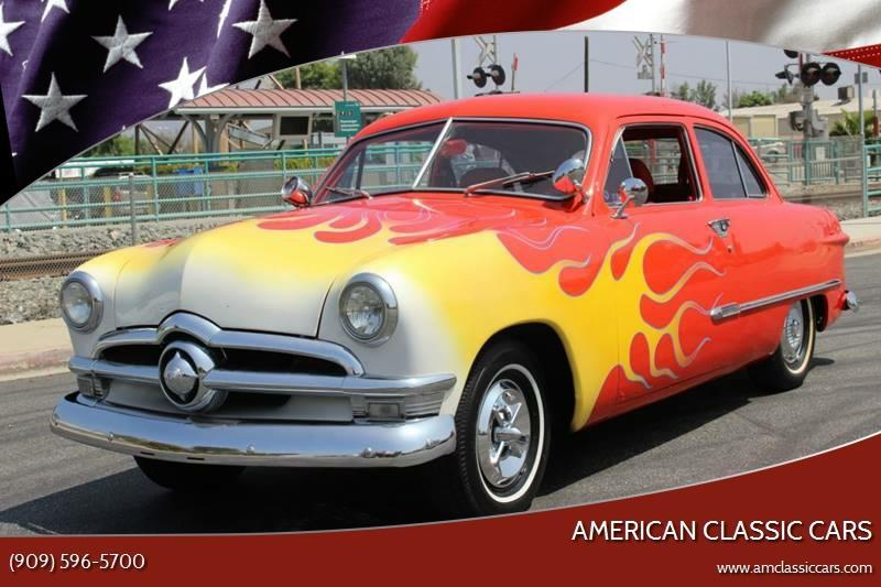 1950 Ford Coupe 2-door for sale in LA VERNE, CA - $21,900