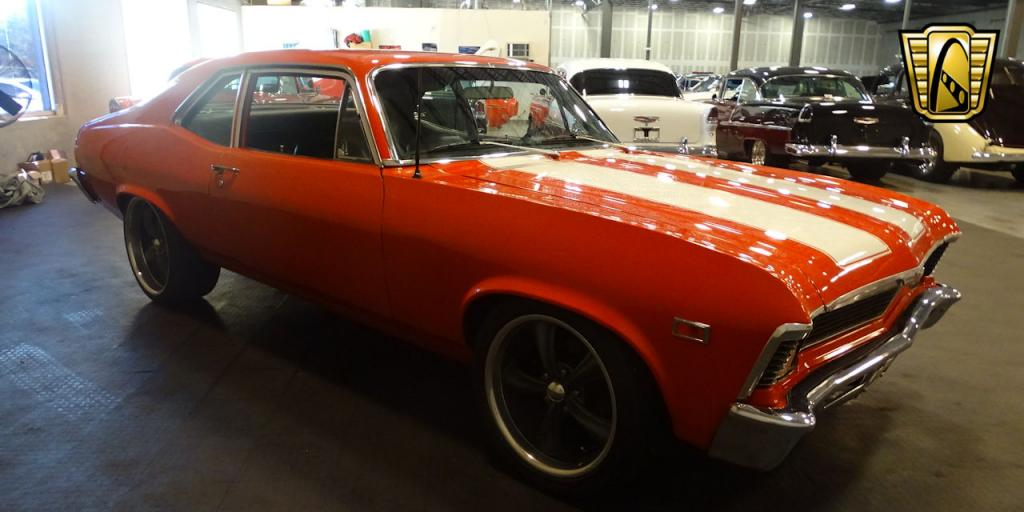 1969 chevrolet nova for sale hotrodhotline for Garage ad redon