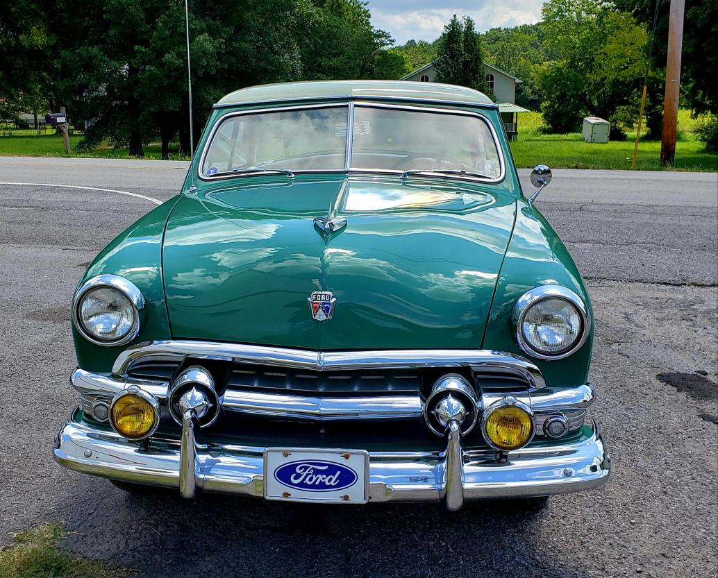 1951 Ford Victoria 2-door All-Steel Custom Flathead V8 Hardtop for sale in  FRANKLIN, TN - $38,500