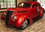 1937 Ford 5 Window