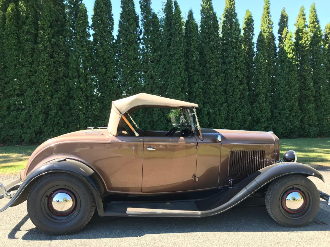 1932 Ford Roadster 2-door Original Roadster for sale in ORANGE, CA - $67,500