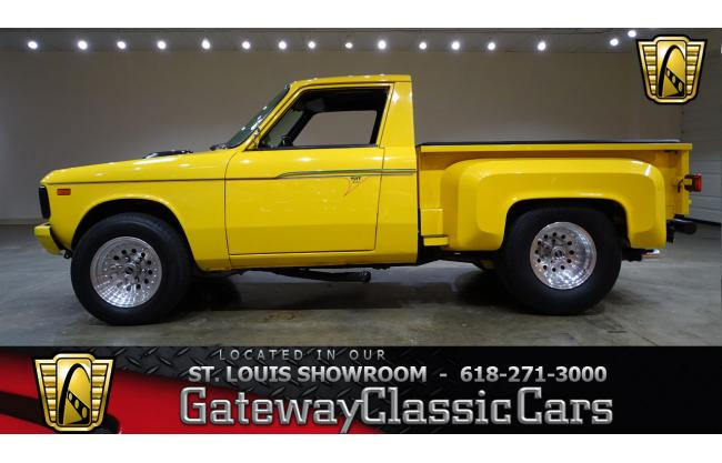 1980 Chevrolet Luv For Sale Hotrodhotline