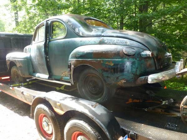 1946 Ford Business Coupe For Sale Hotrodhotline