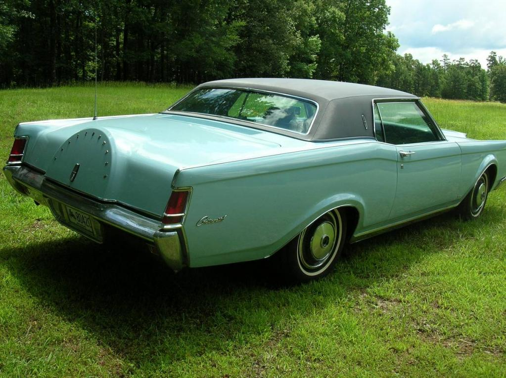 1970 lincoln continental all steel coupe mark series. Black Bedroom Furniture Sets. Home Design Ideas