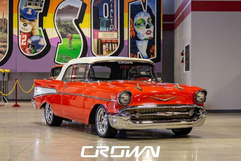 1957 Chevy Bel Air For Sale >> 1957 Chevrolet Bel Air For Sale In Tucson Az 79 929
