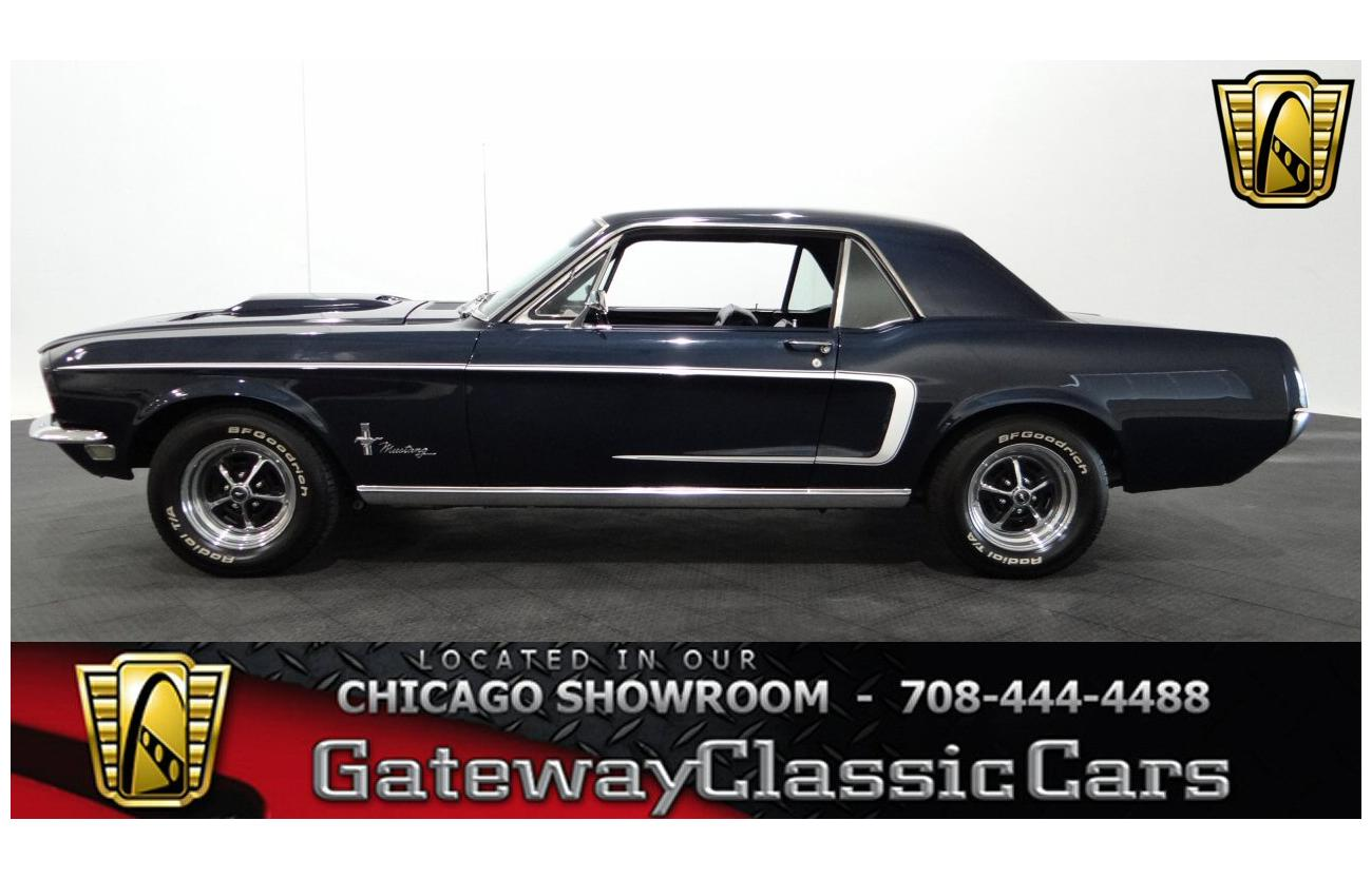 Old Mustangs For Sale >> 1968 Ford Mustang For Sale In Ofallon Il 20 995