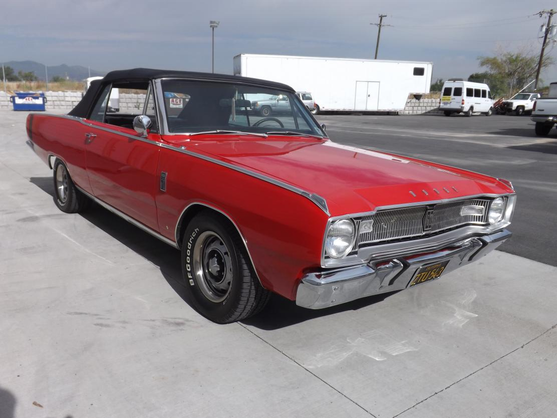 1967 Dodge Dart >> 1967 Dodge Dart For Sale In Sandy Ut 42 500
