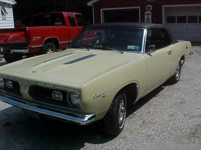 1967 Plymouth Barracuda for sale in Call for Location, MI - $21,995