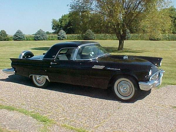 1957 Ford Thunderbird For Sale In Call For Location Mi 54 995