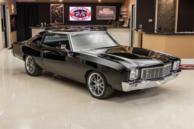 1970 Chevrolet Monte Carlo For Sale Hotrodhotline