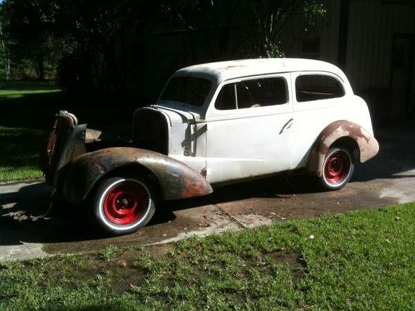 1937 Chevrolet Sedan Delivery For Sale In Call For Location Mi 4 095