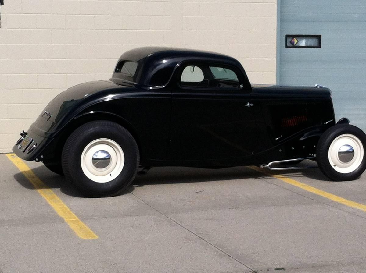 1934 Ford 3 Window Chopped Hi Boy Coupe For Sale 1941 Plymouth Image Description