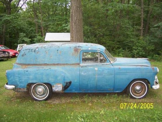 1953 Chevrolet Sedan Delivery For Sale In Call For Location Mi 5 495